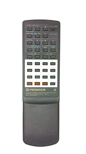 Pioneer Cu-vsx093 Av Stereo Receiver Remote Control Htp-300/