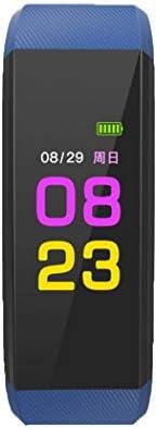 Miseku Waterproof Smart Bracelet Distance Heart Rate Blood Oxygen Fitne Clips Arm & Wristbands