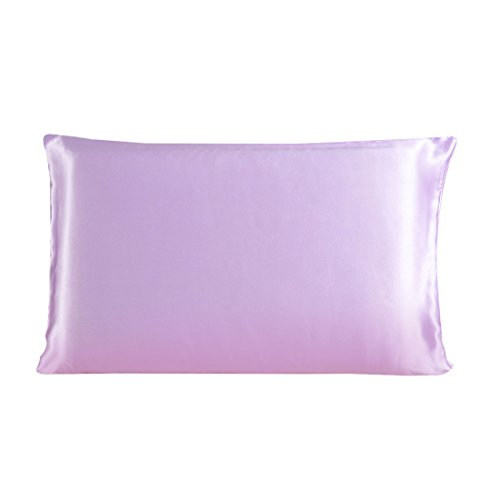 uxcell Mulberry Charmeuse Pillowcase 51x76cm