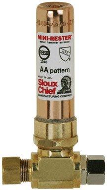 - Sioux Chief Mfg HD660-GTR1 MINI-RSTR 3/8