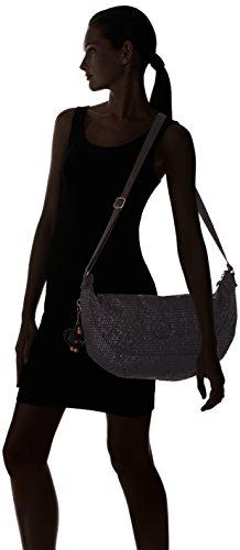 Nille portés Scarlet Kipling Noir épaule Black Sacs Emb FSTxTd7