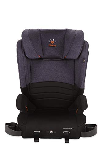 Diono Monterey XT High Back Booster Seat, Purple - 10801