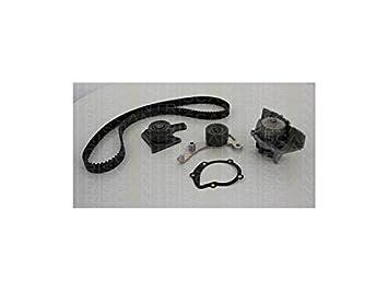 Triscan 8647 100001 Bomba de agua + kit correa distribución: Amazon.es: Coche y moto