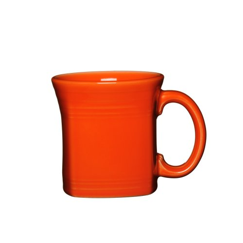fiesta ware square mug - 2