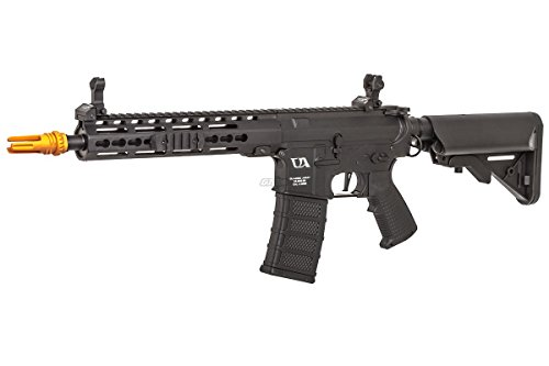 "Aeg Classic Army (Classic Army Airsoft GI Skirmish ECS KM10 M4 Carbine AEG, 330-350 FPS Muzzle Velocity – Keymod 10"" Rail on Airsoft Gun)"