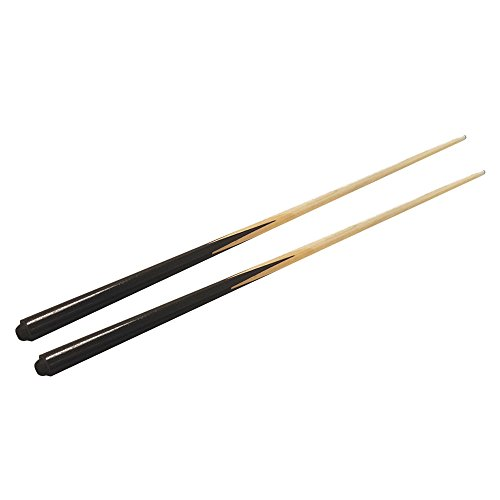 Best Buy! T&R sports 36 Hardwood Billiard / Pool House Cue Stick - set of 2