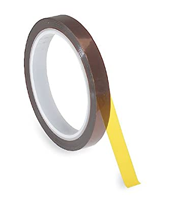9 x 36 Yards Kapton 18-1S Polyimide Tape with Silicone Adhesive