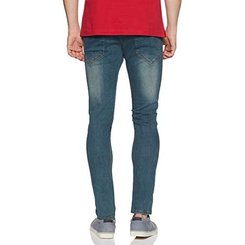 315FxhdgwLL. SS500  - Amazon Brand - Symbol Men's Skinny Fit Jeans