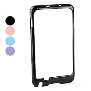 TOPMM Colorful Bumper Frame Case for Samsung i9220 (Assorted Colors) , White