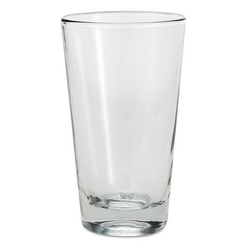 14 Ounce Mixing Glass - ANH 77174 Mixing Glasses, 14oz, Clear, 36/Carton