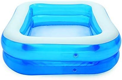 Bestway 54005 - Piscina Hinchable Infantil Blue Rectangular ...