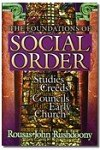 The Foundations of Social Order, John, Rushdoony Rousas, 1879998122