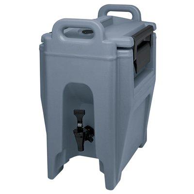 Ultra Camtainer Beverage Carrier (Cambro UC250131 Ultra Camtainer Beverage Carrier, Insulated Plastic, 2-3/4 Gallon, Dark Brown, NSF)