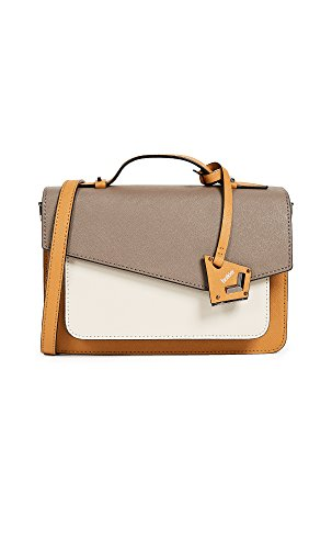 Bag Cobble Body Women's Truffle Cross Hill Block Color Botkier n5xX7qS