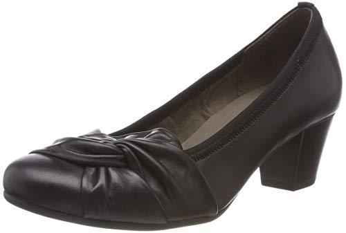 27 Gabor Gabor Shoes Basic Escarpins Noir Femme Schwarz a8q48P6