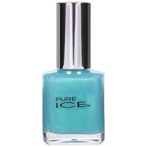 Blue Ice Green - Pure Ice: 992 Heart Breaker Nail Polish, .5 Fl Oz