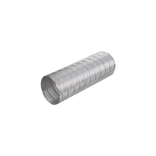 10inch x 8 Ft. Triple Lock Aluminum Duct (Non-Insulated) - 10 Flexible Duct