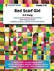 img - for Red Scarf Girl - Teacher Guide by Novel Units, Inc. book / textbook / text book