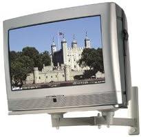 B-TECH BT525/S Soporte de Pared para televisor de Tubos (de hasta 63 cm, Carga máxima de 40 kg) Plata: Amazon.es: Electrónica