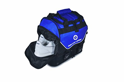Drakes Pride Pro Midi Bowls Bag - Royal Blue and Black by Drakes Pride