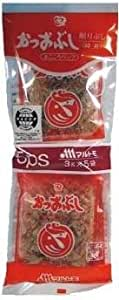 Nishimoto - Dried Shaved Bonito Flakes (In 5 Packets) - 0.52 Oz
