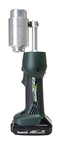 Knockout Punch Driver Kits (Greenlee LS50L11B Battery-Powered Knockout Punch Driver Tool Kit)