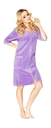 Wanmar -Vestido para Mujer de color Ver imagen de talla Ver Descripción Violeta