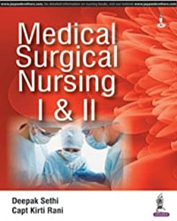 Amazon In Buy Medical Surgical Nursing Book Online At Low Prices In