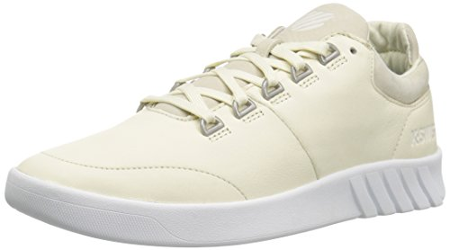 K-Swiss Damen Aero Trainer Sneaker Weiß (Vanilla Ice/White)