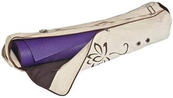 Natural Cotton The Original Smart Yoga Bag Design Hemp Yoga Mat Carrier Meru Yoga Mat Bag Quality Yoga Mat Holder