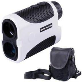 Getitsupplies 400Yard Golf Laser Range Finder w/Slope Angle Scan Flag Lock Pinseeking w/Case