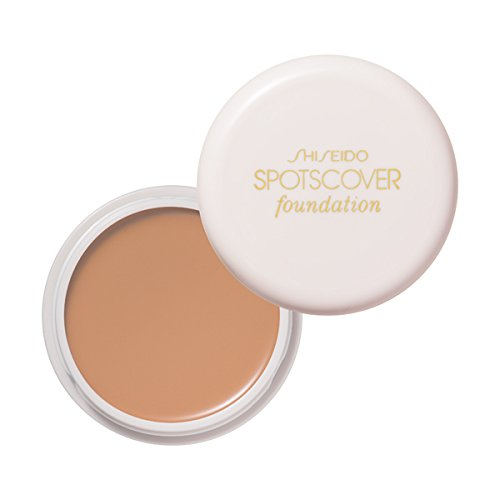 Shiseido Spots cover FOUNDATION (base color) H101 20g (Best Foundation For Dark Spots)