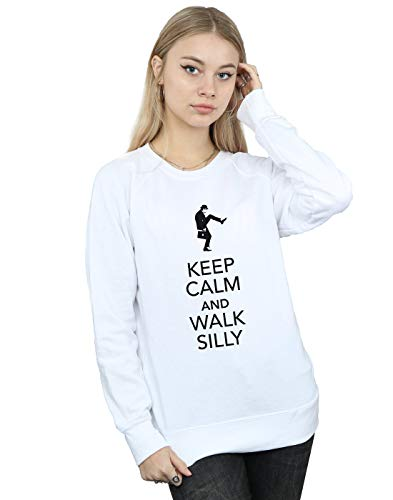 Camisa Keep Cult Blanco Entrenamiento Monty Mujer Python Absolute Calm De YwqAI