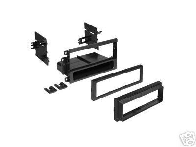 amazon com stereo install dash kit chevy venture van lwb 03 04 car rh amazon com