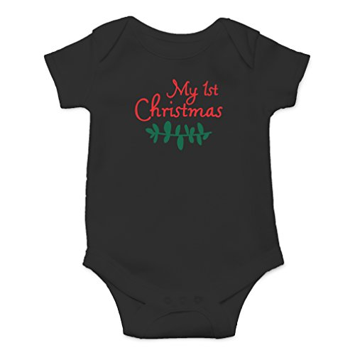 AW-Fashions-My-First-Christmas-Cute-Novelty-Funny-Infant-One-piece-Baby-Bodysuit
