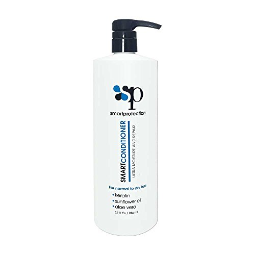 (Ultra Moisture Conditioner Sulfate and Paraben Free 32oz for Keratin Treated Hair by Smart Protection )