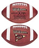 Wilson F1001B NCAA 1001 Traditional Leather Football