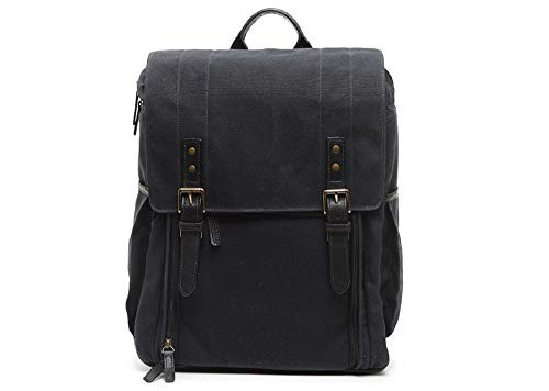 (ONA Canvas Camps Bay Backpack (Black))