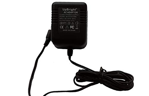 UpBright New AC/AC Adapter for Lava HD-2805 HD2805, HD-2605 HD2605 Ultra Remote Controlled HDTV Antenna Motorized Indoor Outdoor Antennae Control Unit Class 2 Power Supply Cord Charger Mains PSU