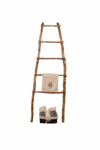 Hickory Towel Ladder ()