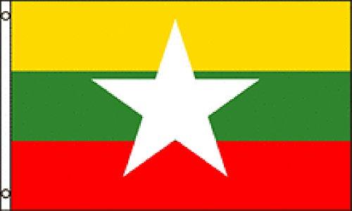 Burma Box - (Quantity of 20 Pieces ) Myanmar (Burma) Box