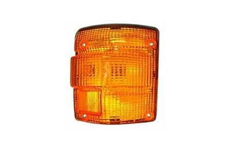 Depo 333-1614L-US Dodge Dakota//Durango Driver Side Replacement Parking//Signal//Side Marker Lamp Unit 02-00-333-1614L-US