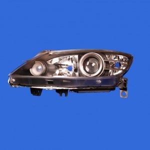 amazon com mazda rx8 h i d headlight assembly driver side automotive