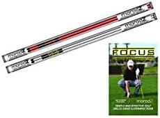 MoRodz Golf- Alignment Rods