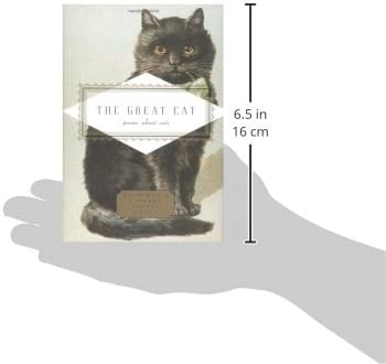 The Great Cat Poems About Cats Everymans Library Pocket