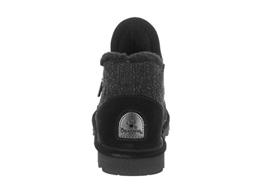 BEARPAW II Boot Women's 0 Black Josie 8 Size PTqArPw