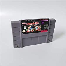 Game card - Game Cartridge 16 Bit SNES , Game Ogre Battle - RPG Game Cartridge Battery Save US Version