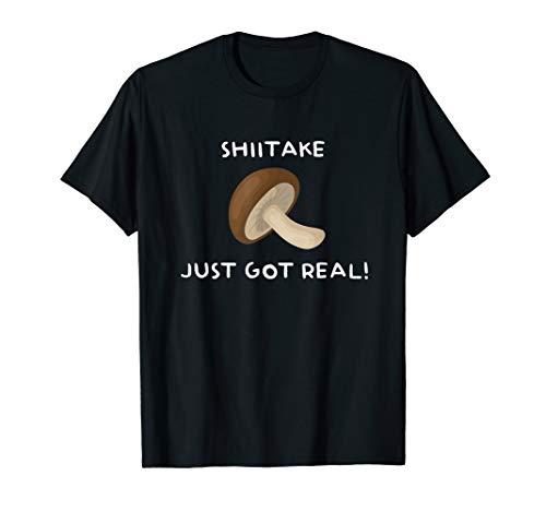 - Funny Cute Mushroom T shirt for Mycologist Fungus Teacher T-Shirt
