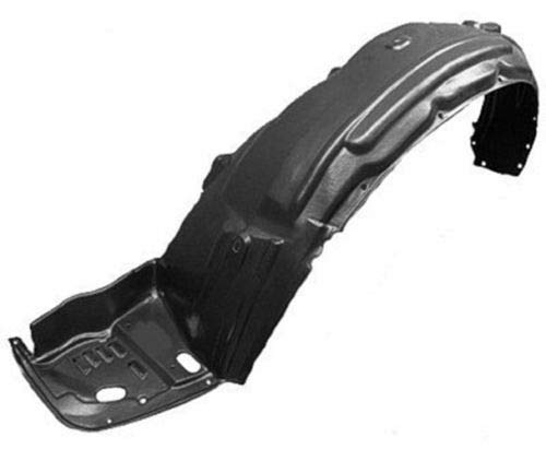 Parts N Go 2008-2012 Accord Fender Liner Coupe Driver Side LH Splash Guard - HO1248131, 74150TE0A01
