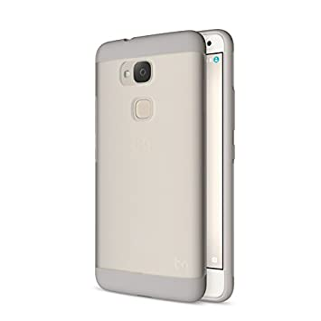 BQ e000756 Aquaris V Plus Hybrid Funda Gris: Amazon.es ...